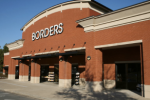photo of a borders bookstore